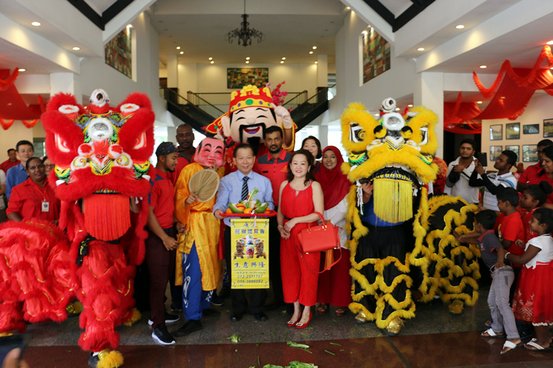 Chinese New Year Lion Dance 11