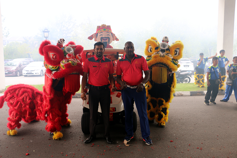 Chinese New Year Lion Dance 12