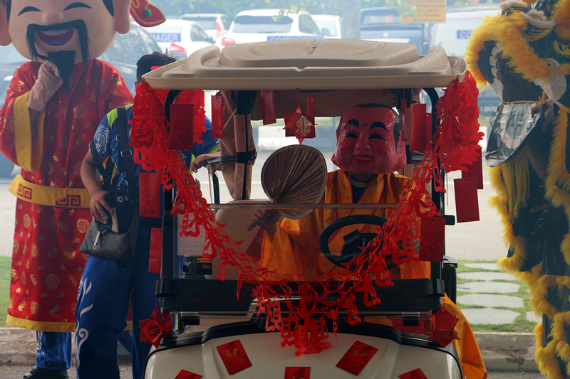 Chinese New Year Lion Dance 13