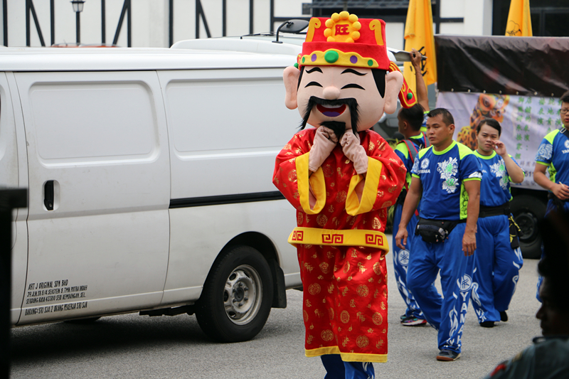 Chinese New Year Lion Dance 7