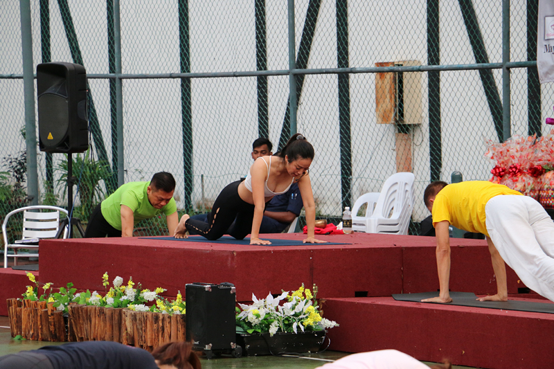 International Yoga Day Charity Event 17