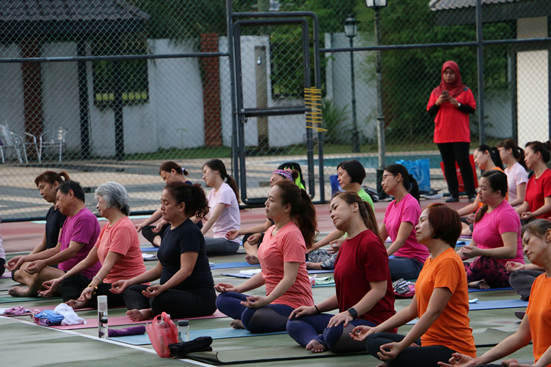 International Yoga Day Charity Event 4