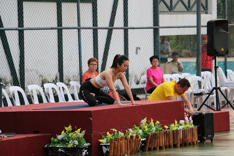 International Yoga Day Charity Event 6