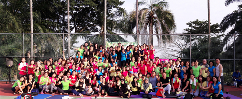 Outdoor Yoga 2016 by 100 Yogis 11