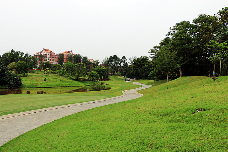 World Amatuer Golfers Championship Malaysia - Perfect Condition